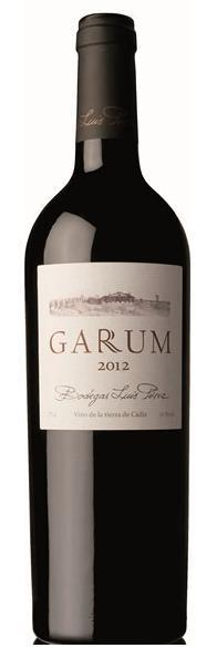 Garum 2014 91 puntos Guía AkataVino WineXtreme ed. 2017