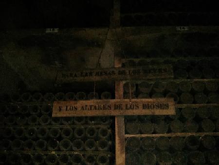 Cementerio Viña Tondonia
