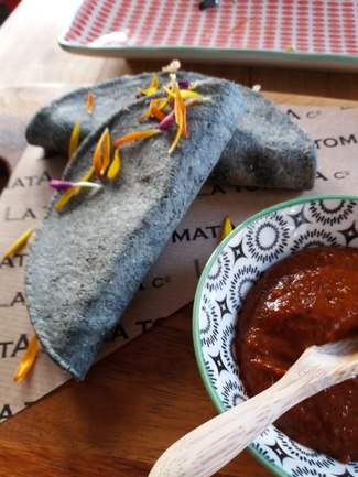 Restaurante La Tomata en Madrid