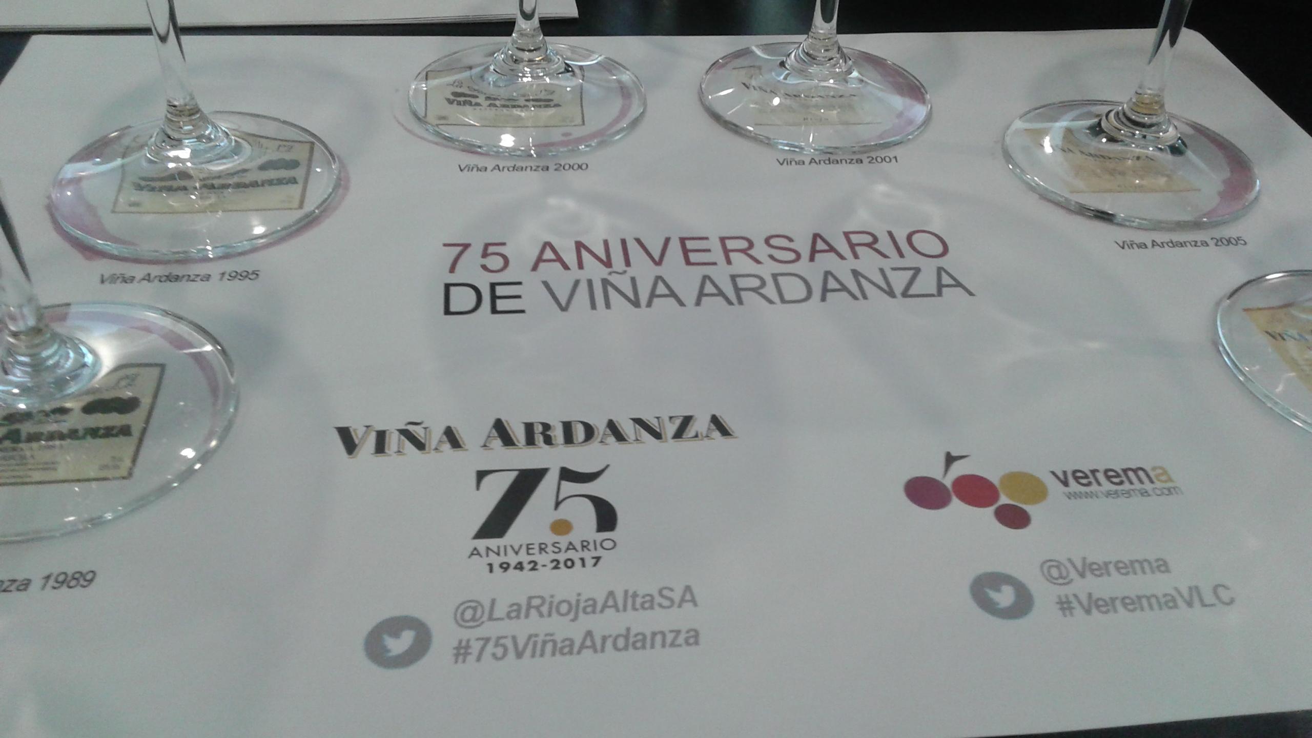 Cata de Rioja Alta