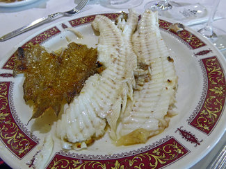 Restaurante Kaia Kaipe en Getaria