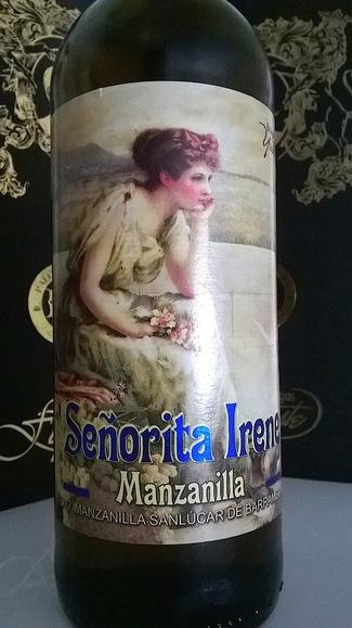 Manzanilla Señorita Irene