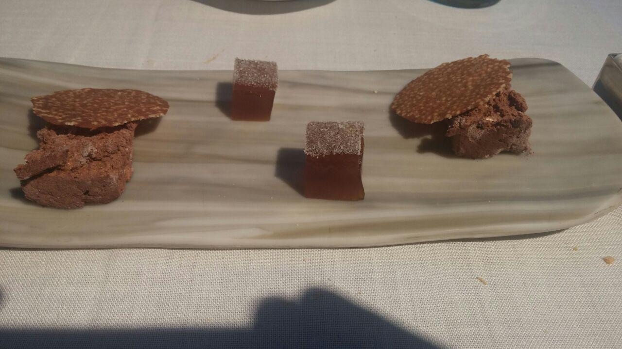 Restaurante Cocinandos Petits fours
