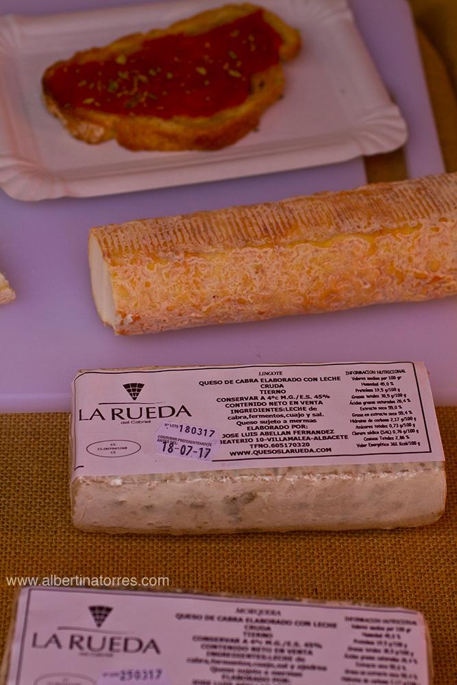 Quesos de Quesería Villamalea