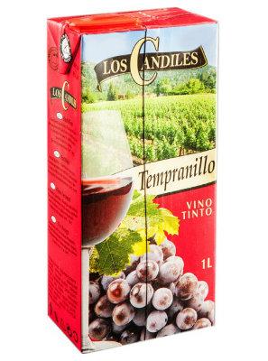Brick de vino Los Candiles