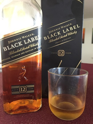 Johnnie Walker 12 Black Label
