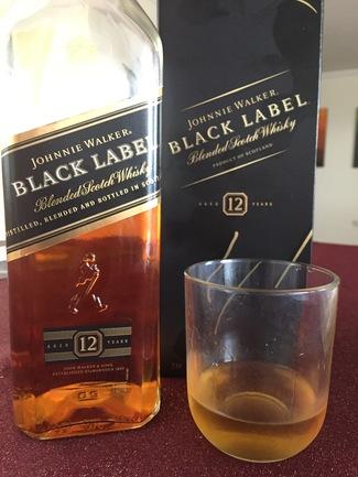 Johnnie Walker 12 Black Label