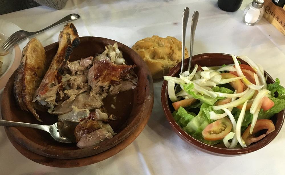 Restaurante El Lagar de San Vicente Lechazo