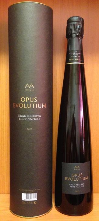AA Mirgin Opus Evolution GR Brut Nature 2013
