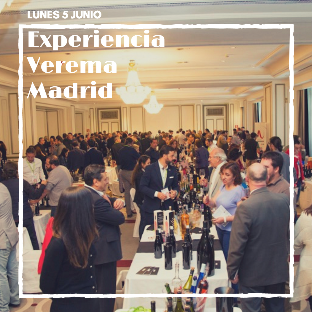 Experiencia Verema Madrid 2017