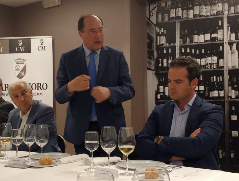 Presentación CM by Carlos Moro 2015