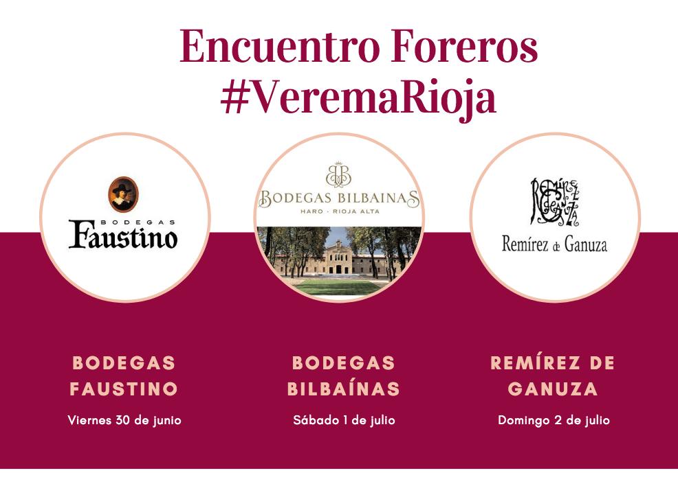 Encuentro Foreros Verema Rioja