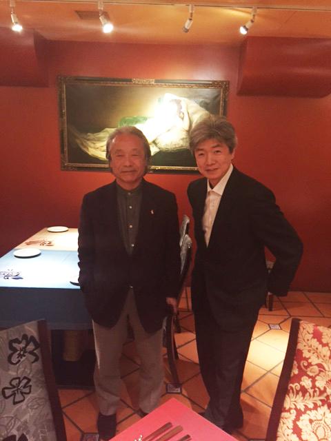 Hirotsuke Matsui y Soichiro Saito