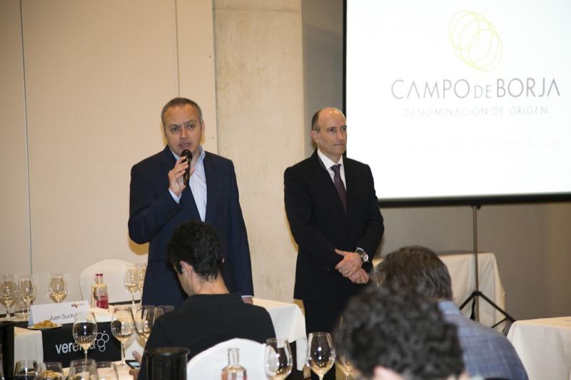 Presentación Cata Garnachas Campo de Borja
