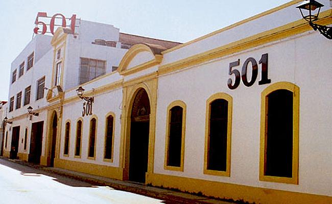 Bodegas 501