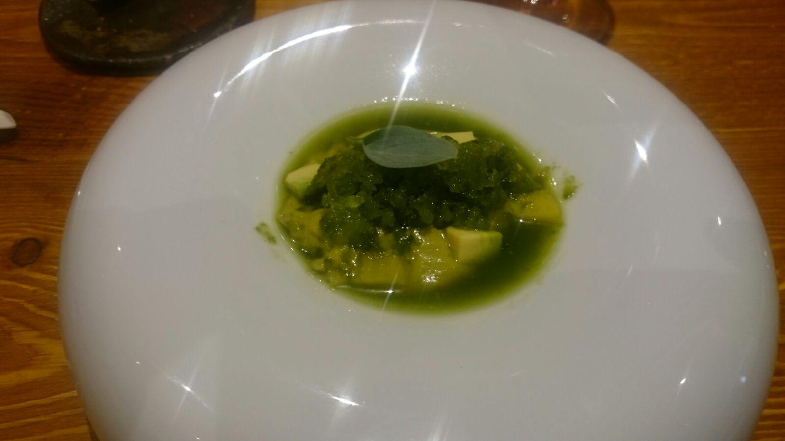 Sustraiak gastronómico. en Bilbao
