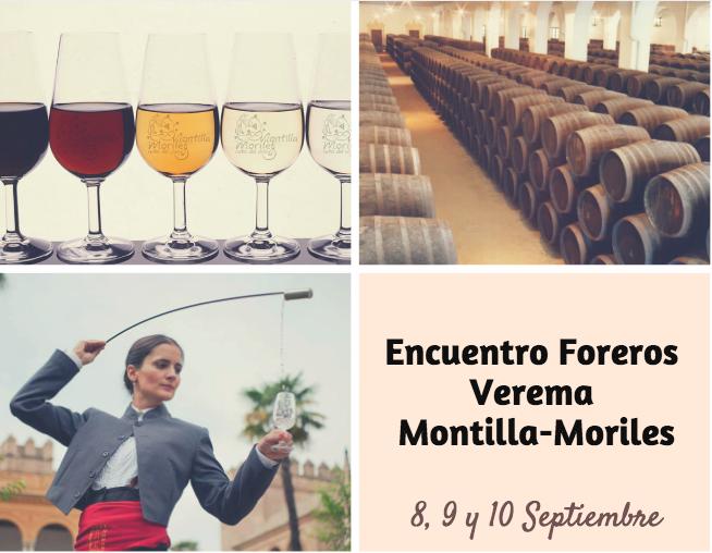 Encuentro Foreros Verema Montilla-Moriles