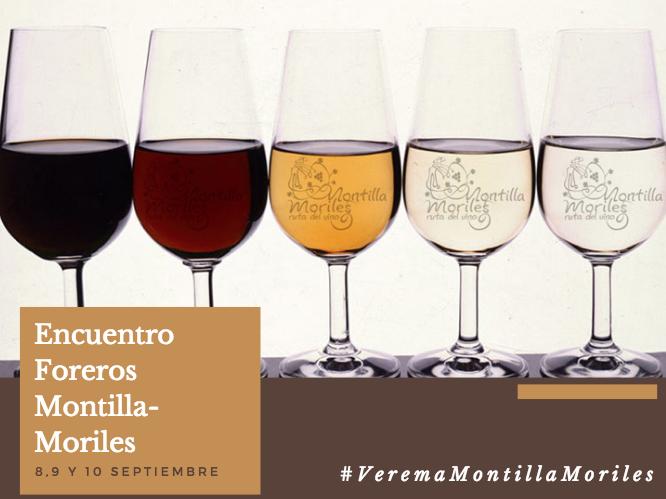 Encuentro de Foreros en Verema en Montilla Moriles