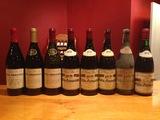 Vertical de vin%cc%83a ardanza botellas col