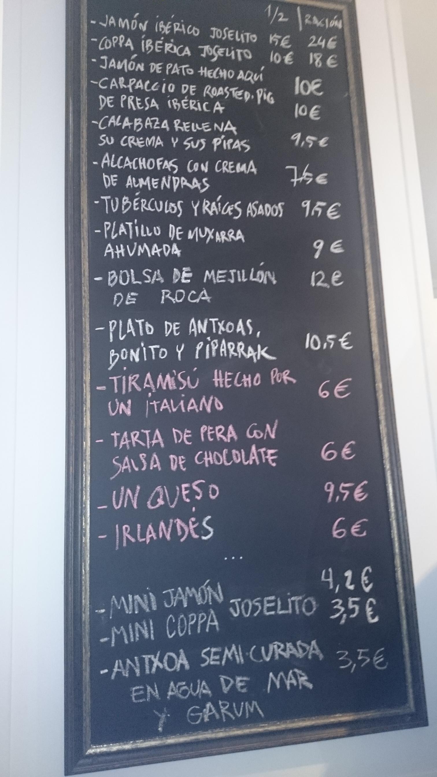 Restaurante Bar Matalauva.
