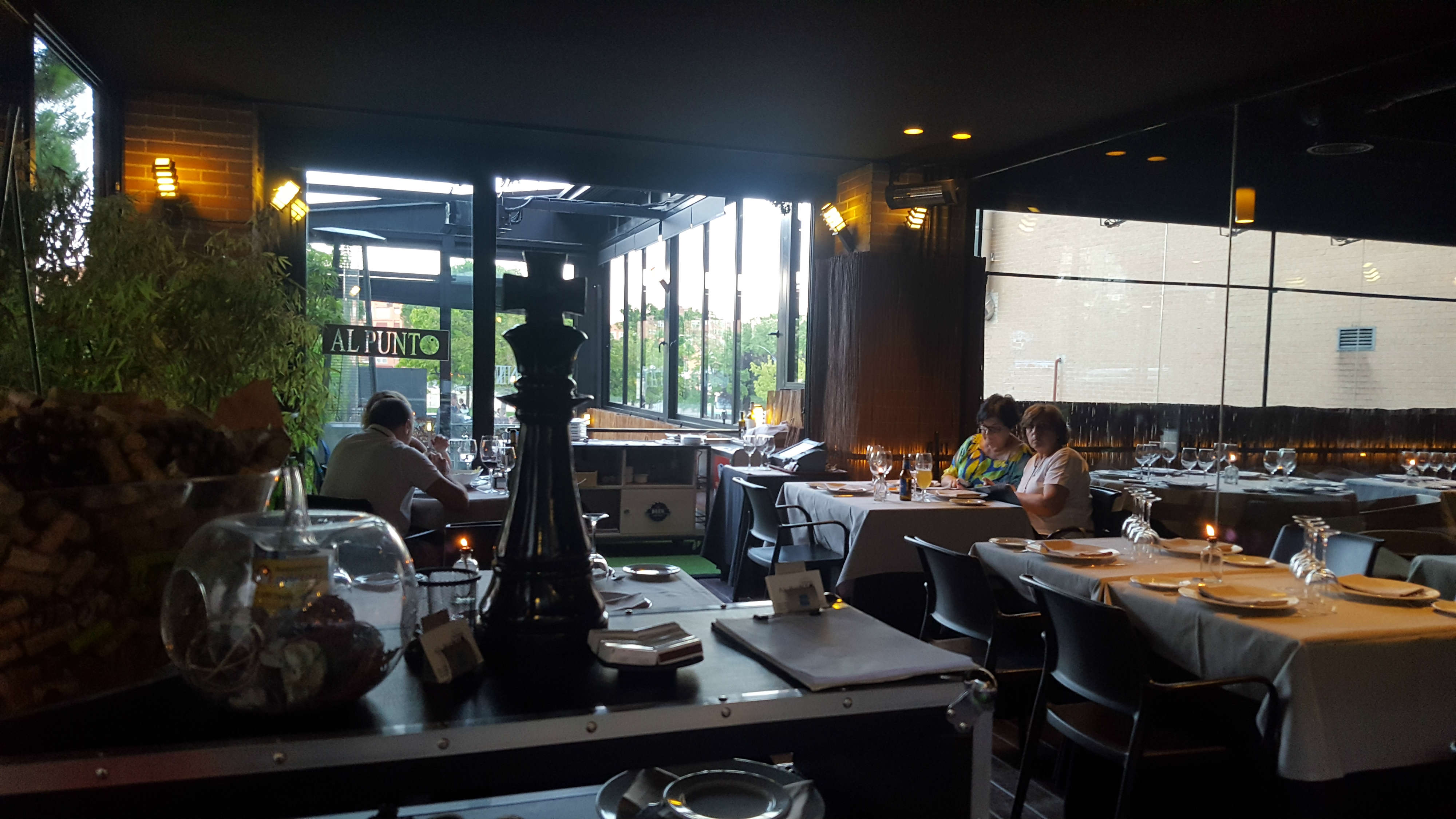 Restaurante al punto madrid - Restaurante al punt ...