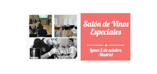 Salón de vinos Especiales 2017