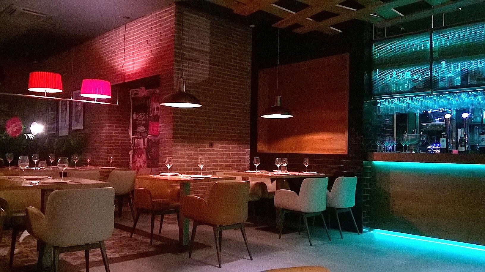 Restaurante 33.45 Sound Restaurant