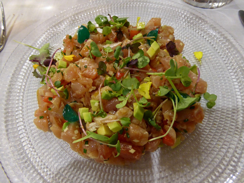 Restaurante en Santander Tartar de bonito del Cantábrico
