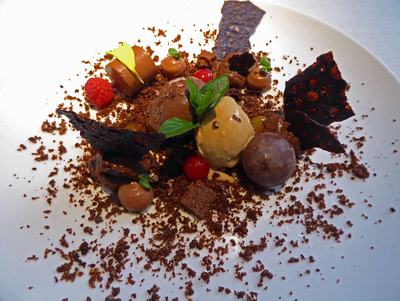 17 textura de chocolate y helado de caf%c3%a9