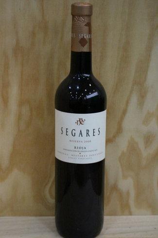 Segares Reserva 2008