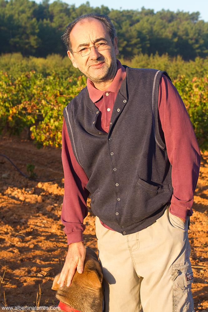 Virgilio Latorre, Director de Vilarre Vinum
