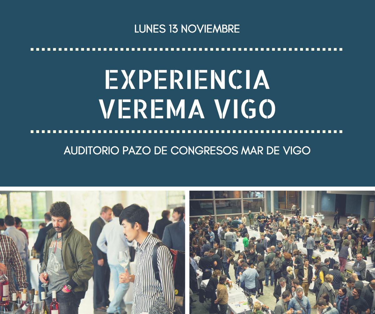 Experiencia Verema Vigo