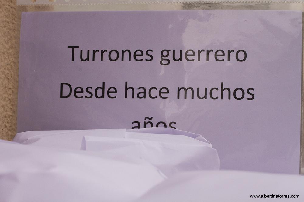 Turrones Guerrero
