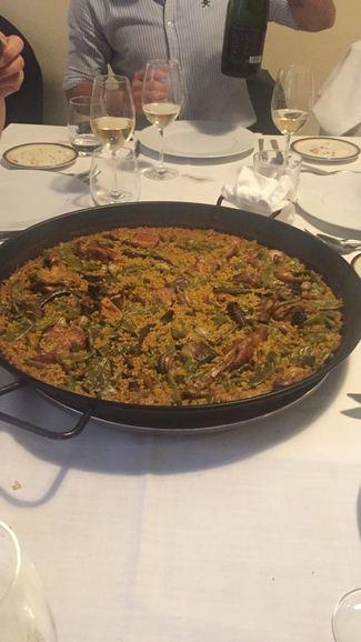 Restaurante Tavella en Beniferri