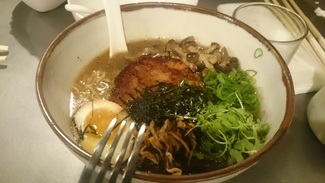 Restaurante Chuka Ramen bar en Madrid