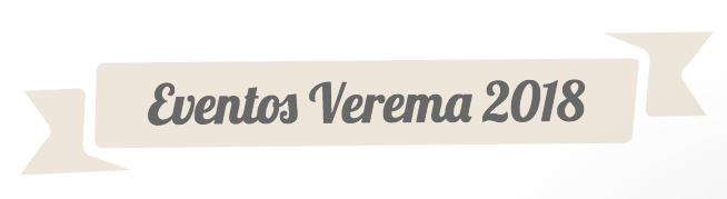 Eventos Verema 2018