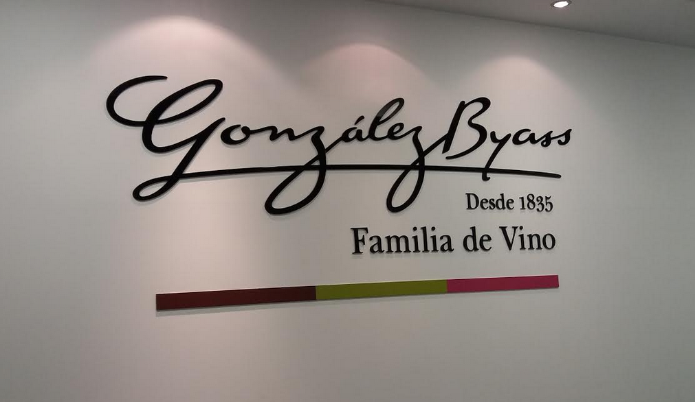 Oficinas de González Byass en Madrid