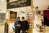 Canalla bistro pop up 2 col
