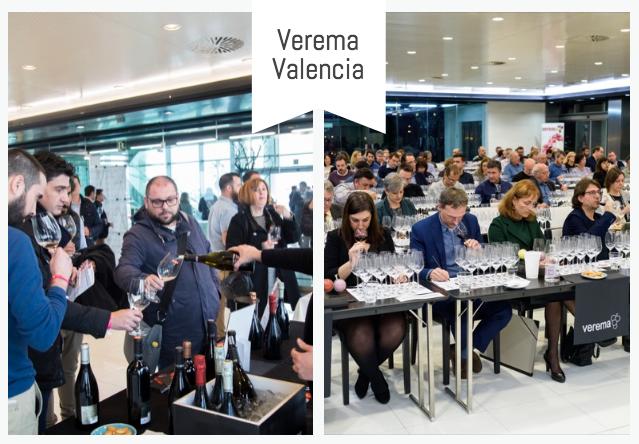 Verema valencia 2018