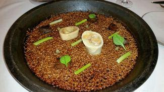 Restaurante Blueizar en Bilbao