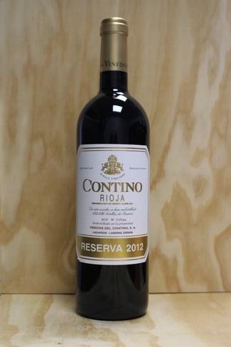 Contino Reserva 2012