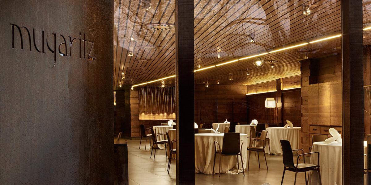 Restaurante Mugaritz