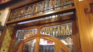 Restaurante Bodega Montaña en Valencia
