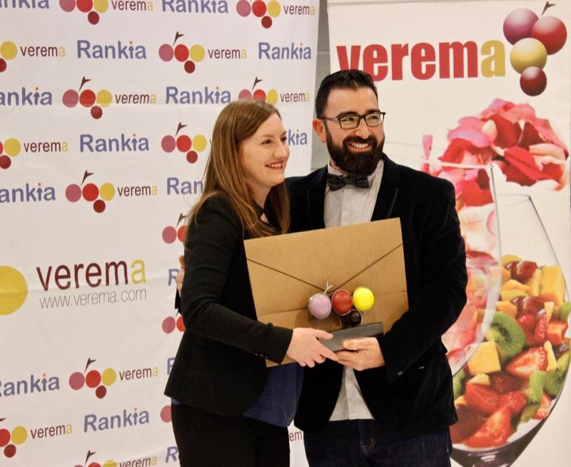 Mejor Sumiller del Año: Audrey Doré del Celler de Can Roca