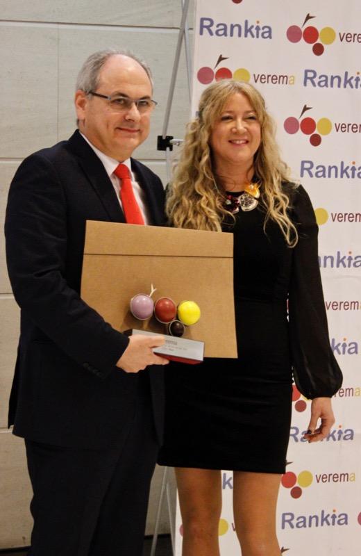 Mejor Consejo Regulador de una Denominación de Origen de vinos española: D.O.Calificada Rioja