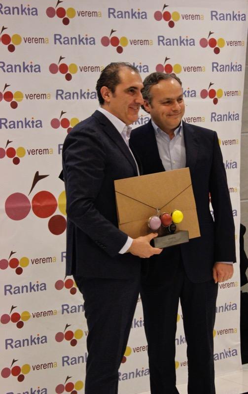 Personaje del mundo del vino 2017 en España: Rodolfo Bastida