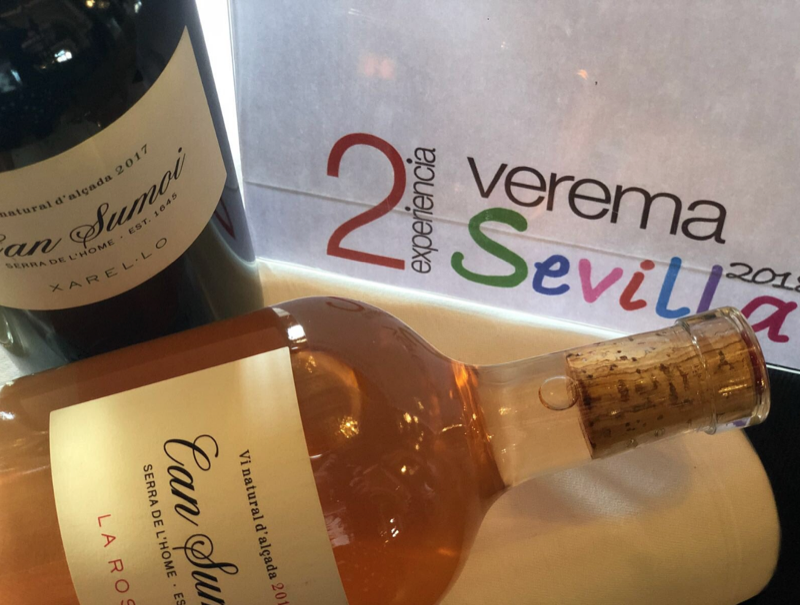 Experiencia Verema Sevilla, Hotel Alfonso XIII.