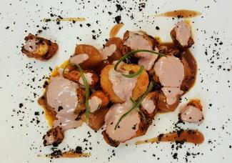 Restaurante Cilindro en Madrid
