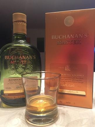 Buchanan's Master