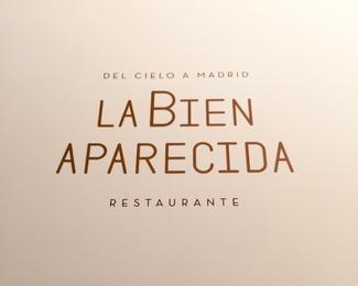 Restaurante La Bien Aparecida en Madrid
